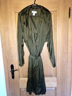Asos Wraparound Jacket dark green-khaki