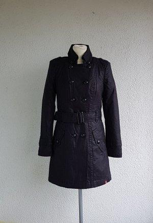 Esprit Winter Coat black mixture fibre