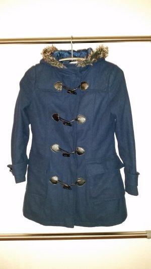 Mantel von even&odd in dunkelblau