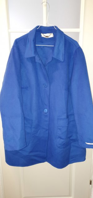 Gerry Weber Long Jacket blue mixture fibre