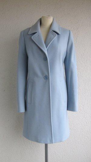 Gerry Weber Wollen jas lichtblauw Wol