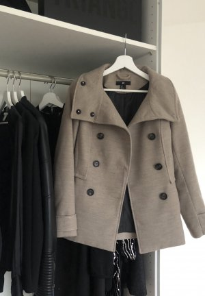 H&M Parka grey brown