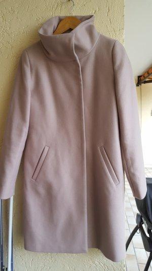 Mantel von hallhuber in Puder