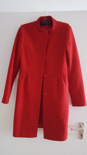 Mantel von hallhuber in rot