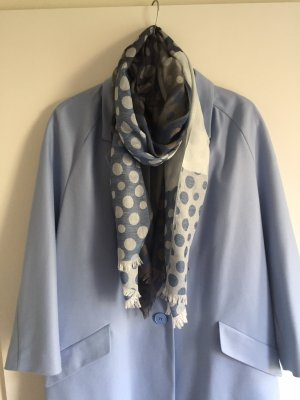 Jake*s Between-Seasons-Coat light blue