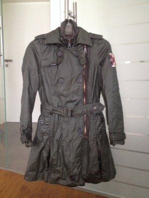 Mantel von Khujo Größe S
