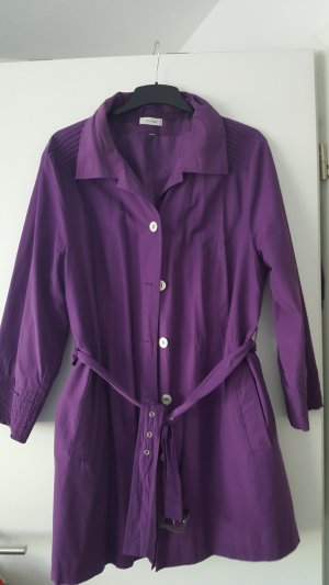 M. Asam Trench Coat lilac