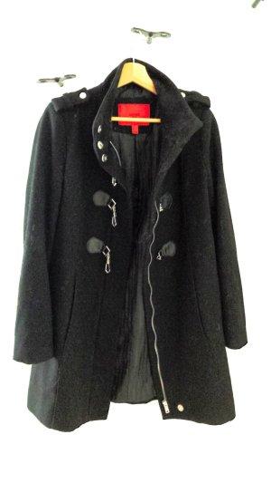 Mantel von Mango, schwarz, Gr. S