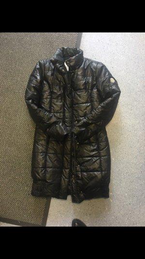 Mantel von Moncler Gr.0, XS, schwarz