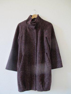 Mantel von Naf Naf mit Stehkragen