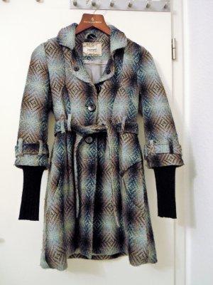 Mantel von Nümpfh :) und# passendes# geschenkt #dazu
