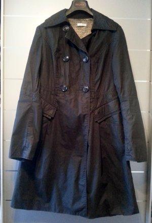 Mantel von Promod, schwarz, Größe 38 (M)