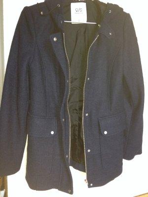 Mantel von Q/S dunkelblau
