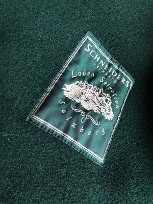 Schneiders Salzburg Abrigo de lana azul oscuro