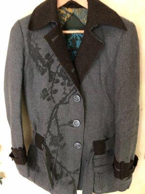 St Martine Short Coat multicolored