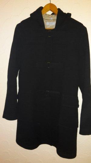 Blue Strenesse Coat Dress black
