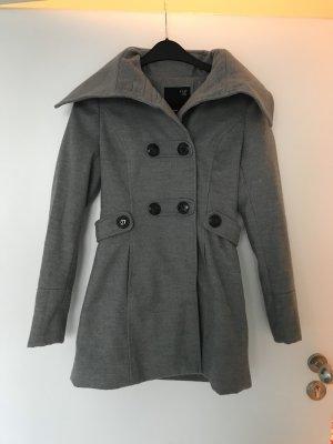 Tally Weijl Abrigo de entretiempo gris