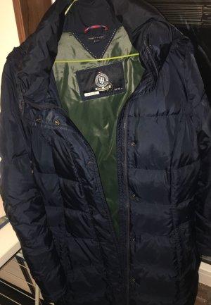 Tommy Hilfiger Down Coat blue-green