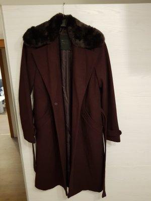 Mantel von Vero Moda mit abnehmbaren Kragen