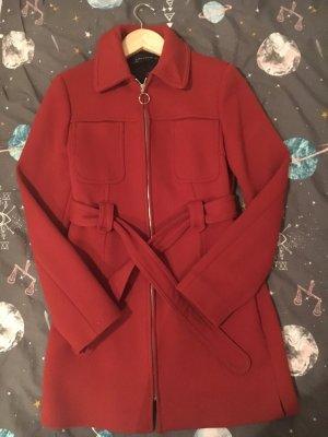 Mantel von Zara ! :)