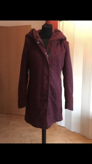 Only Hooded Coat multicolored