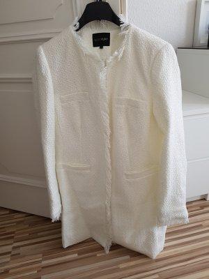 Bodyflirt Abrigo de punto blanco