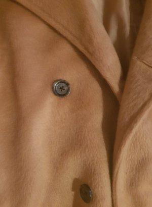 Mantel Wintermantel Herbstmantel oversized braun Missguided Größe L - neu mit Etikett