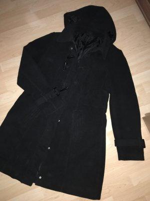 Mantel Wollmantel Gr 44/46 XXL schwarz