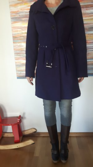 Mantel Zara Basic lila super Zudtand