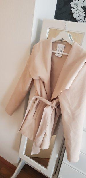 Mantel zum Binden