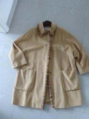 Antonette - Franz Haushofer Short Coat light brown