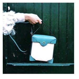 Manu Atelier Mini Shoulder Bag