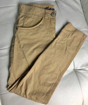 Mapapijri Jeans taille basse crème