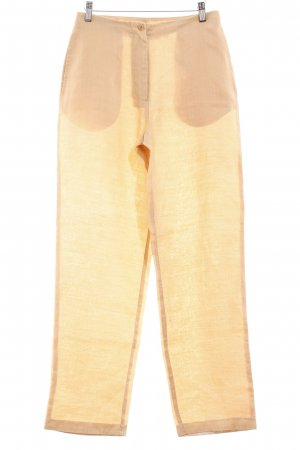 Mara Manzona Linen Pants camel safari look