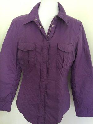 Marc O'Polo Veste matelassée violet