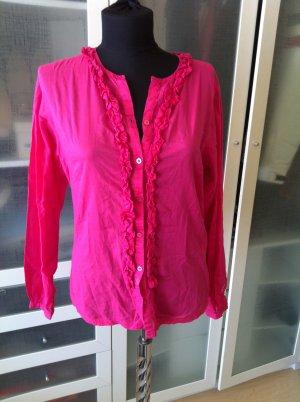 MARC ADAM Bluse pink Gr. 36 top Zustand