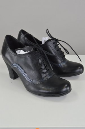 MARC Ankle Boots Echtleder neu mit Etikett schwarz Größe 37