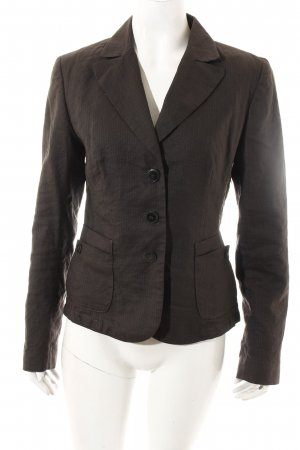 Marc Aurel Blazer braun Casual-Look