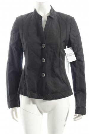 Marc Aurel Blazer schwarz Casual-Look