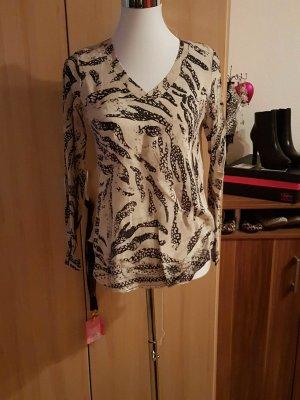 marc aurel bluse zebra