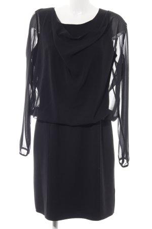 Marc Aurel Abito blusa nero stile professionale