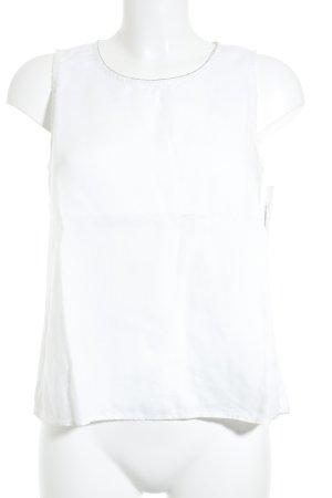 Marc Aurel Blusa bianco sporco elegante
