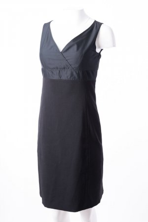 Marc Aurel Robe fourreau noir polyester