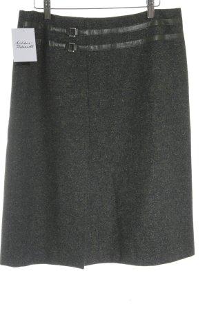 Marc Aurel Jupe cargo gris brun-gris foncé motif de tache style anglais