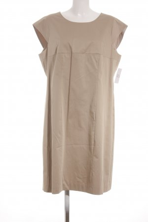 Marc Aurel Sheath Dress beige business style