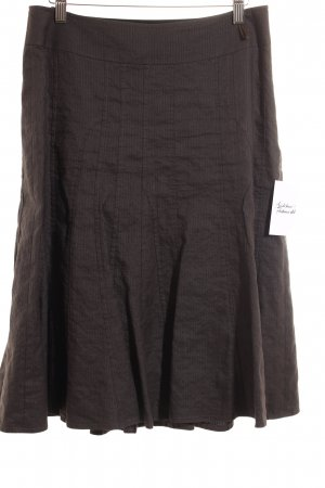 Marc Aurel Godet Skirt brown casual look