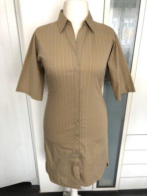 Marc Aurel Shirtwaist dress beige