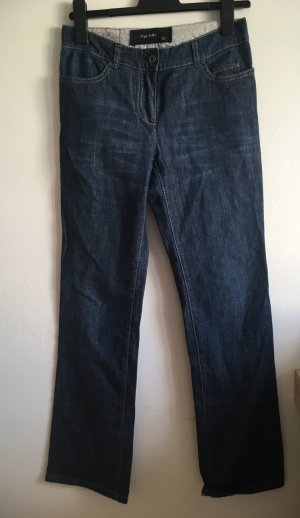 Marc Aurel High Waist Jeans 38 dunkelblau