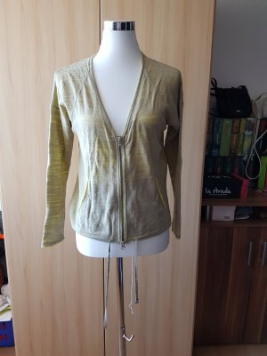 marc aurel jacke mit V ausschnitt