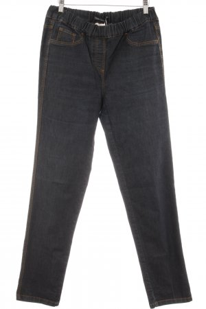 Marc Aurel Jeggings dunkelblau Casual-Look